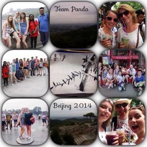Team Panda China 2014